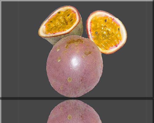 Passionsfrucht Urfrucht Der Maracuja Exotenfruchtde